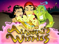 Aladdin Wishes at Sloto Cash