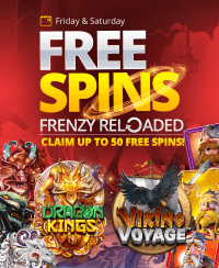 Regular slot players at BetOnline can win a bunch of free spins