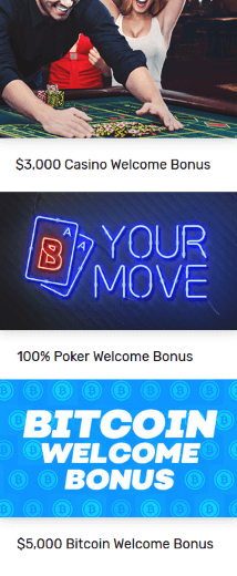 Bovada Casino Review - Presenting of One of the Best Casinos
