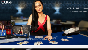 Extreme Live Gaming is a casino software provider focused on live dealer games