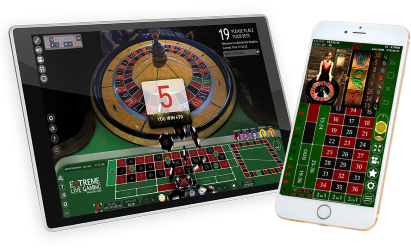 Extreme Live Gaming's products are fully compatible with all mobiles devices