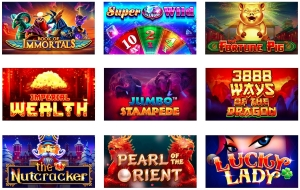 iSoftBet is primarily a maker of video slots