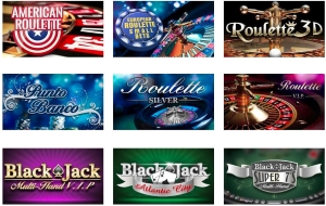 Table games from iSoftBet include Roulette and Blackjack variants