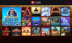 Mansion Casino offers large game selection