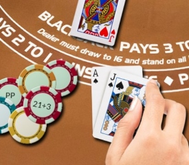 Blackjack Cashback bonus is available every weekend at Mansion Casino