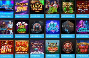 Microgaming's games include some of the most played titles in the online gaming