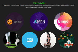 Microgaming's products have won many awards for their top quality