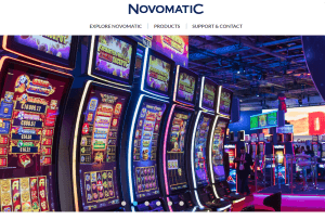 The NOVOMATIC Group is one of the largest casino software developers in the world
