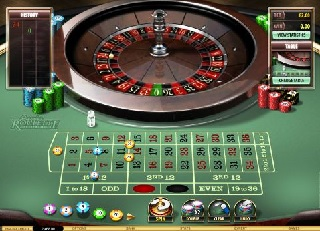 online casino games roulette