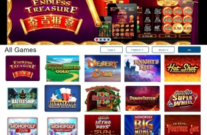 The main focus of Scientific Games remains on land-based slot machines and gambling equipment.