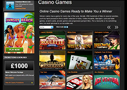 Online Casino Winner