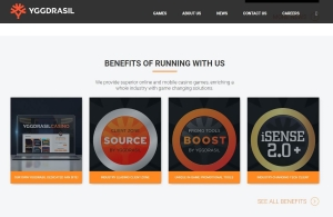 The main benefit of playing at Yggdrasil Casinos is the use of iSENSE 2.0 Client Framework